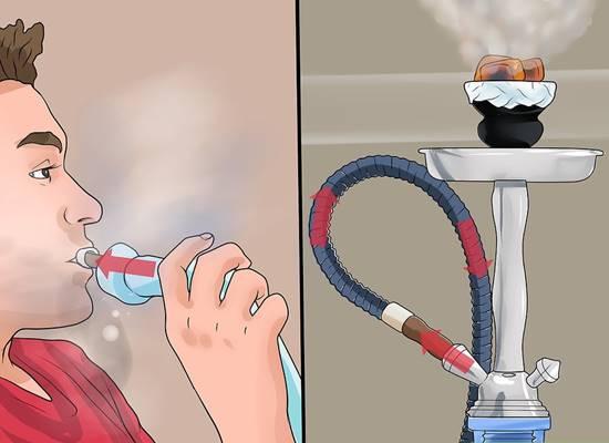 как сделать кальян самому